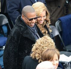 Love Jay-Z and Beyonce!