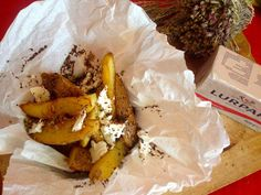 Οι Βουτυράτες Πατάτες (3 μονάδες) – Η δίαιτα των μονάδων Appetisers, Camembert Cheese, Side Dishes, Salads, Dairy, Cooking, Recipes, Food, Gastronomia