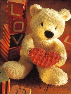 **Love Teddy Bear