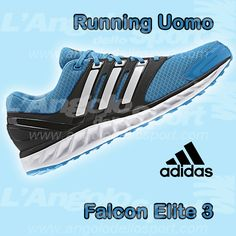 #AngoloSaldi Uomo #Running: #Adidas Falcon Elite 3 -30%!