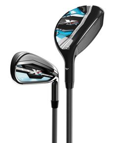 Callaway Women's XR Combo Iron Set - Re-designed hybrids and irons give players the best of both worlds with the Callaway Women's XR Combo Iron Set. Increased distance and forgiveness makes these some of the most advanced clubs on the market. http://www.golfdiscount.com/callaway-women-s-xr-combo-iron-set?utm_source=Pinterest&utm_medium=referral&utm_campaign=Womens%20Callaway%20XR%20irons