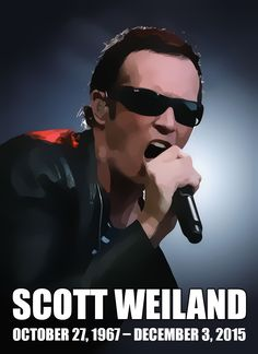 Scott Weiland, Former Stone Temple Pilots Singer, Dead at 48