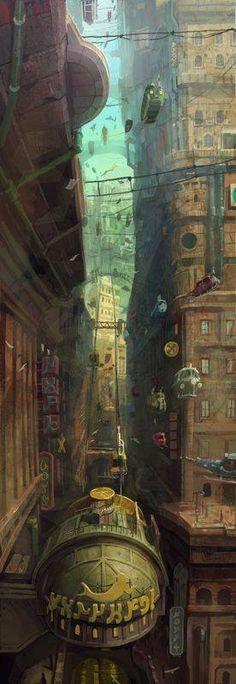 Art by Takeshi Oga* • Blog/Website | (www.ogatakeshi.deviantart.com)