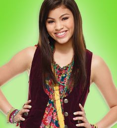 Emma Alonso from Every Witch Way