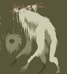 10. Wendigo | Community Post: 11 Creatures You Do Not Want To Run Into This Halloween