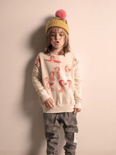 Petits petits tresors — A Day in L.A. - Bobo Choses AW14/15 Collection