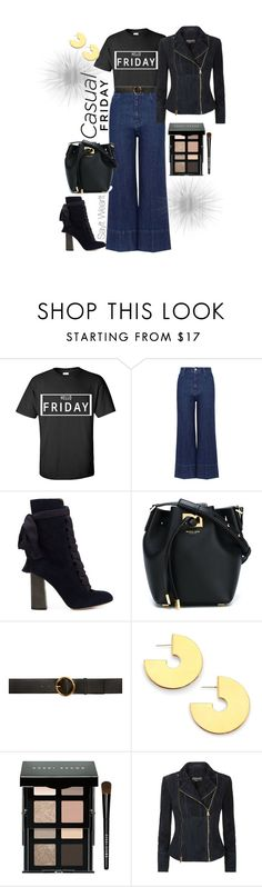 """""""Hello Friday"""" by sayitwearit on Polyvore featuring STELLA McCARTNEY, Chloé, Michael Kors, Elizabeth and James, Bobbi Brown Cosmetics and Balmain"""