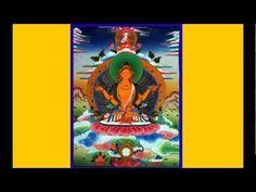 Dalai Lama reciting prajna paramita heart sutra mantra - gate gate paragate parasamgate bodhi svaha - YouTube