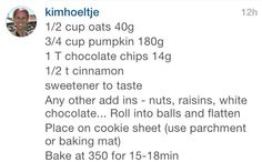 Super Easy Pumpkin Chocolate Chip Cinnamon Cookies