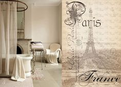 Paris Bathroom Decor | Wednesday, 16 January 2013