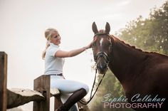 Fenella & Impy – Equine Photoshoot, Hampshire | Sophie Callahan Photography - Specialist equine photographer