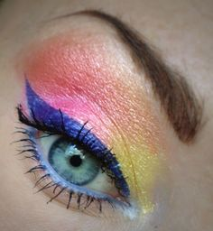 Make Up and more: Farbenfrohes Sommer-AMU