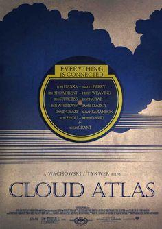 Fan-Made Cloud Atlas Poster