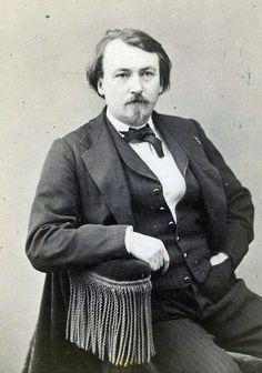 * Gustav Doré * (em 1867, by Felix Nadar). [Paul Gustav Doré].   Pintor, Desenhista, Ilustrador francês.   (Estrasburg, 06/Janeiro/1832 - Paris, 23/Janeiro/1883).