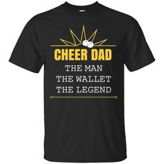 Hi everybody!   Cheer Dad, the man, legend, wallet - Funny Dad Shirt https://lunartee.com/product/cheer-dad-the-man-legend-wallet-funny-dad-shirt/  #CheerDadthemanlegendwalletFunnyDadShirt  #CheerDad #Dadmanwallet #Dad #the #man #Funny #legend #DadShirt #