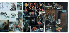 NCEA level 3 Painting Folio for 2014 by on DeviantArt Underwater Painting, Photography Themes, Smoke Art, Painted Boards, Arts Ed, First Art, Art Portfolio, Art Boards