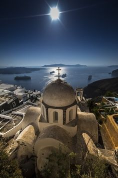 Fira, Santorini, Greece | www.gooverseas.com | Intern, Teach, Volunteer, Study Abroad! | Make your dreams a reality.