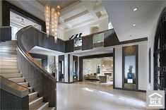 modern mansion interior - Google Search