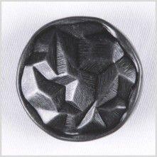 48L/30mm Antique Iron Metal Button