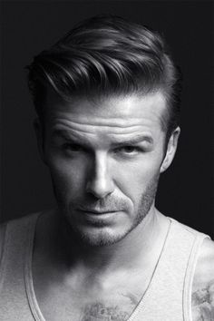 Celebrity david beckham hair - http://www.starcelebsurgery.com/2014/01/celebrity-david-beckham-hair/?Pinterest