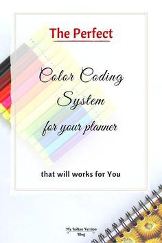 1000 images about bullet journal journey on pinterest for Color coding planner