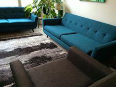 Joybird Hughes Loveseat, Hughes Sofa, Hughes Chair from Melanie W.