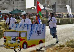 Oman | Red Bull Soapbox Race in Muscat. credit: Sreelesh Photography.