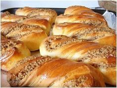 40 new ideas for baking bread sweet butter Hungarian Recipes, Russian Recipes, Baby Food Recipes, Cooking Recipes, Cooking Games, Snacking, Grilled Tofu, Sweet Butter, Vegetarian Recipes