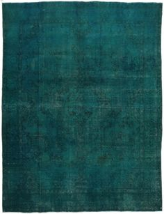 Loom Rugs in Melbourne have some gorgeous overdyed options. Would need to visit the store. Pricey  2756 Overdyed Vintage Rug 285x370cm