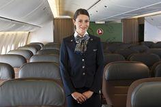 Turkish Airlines cabin crew