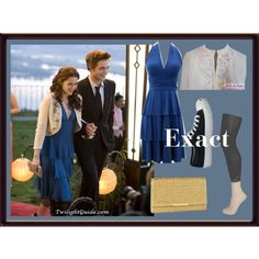 """""""Dress Like: Bella Swan from Twilight 24th Outfit"""" by alexandramathews on Polyvore"""