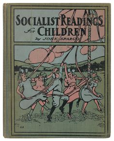 Vintage Book Covers: Now it's time to get political.