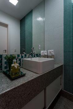 Banho do Filho - Apartamento Alphaville