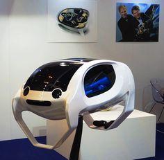 Sea Bubble - Le Taxi Autonome qui vole au dessus de l'eau Salon VivaTechnology 2016  #VoitureAutonome #IA #IntelligenceArtificielle #SeaBubble #Innovation #IoT #Vivatech