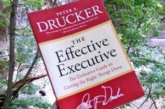 Peter Drucker's The Effective Executive