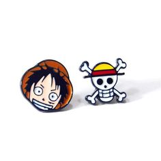 One Piece Accessories - Stud Earrings - AnimePond