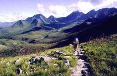Hiking Tsitsikamma - garden Route - South Africa