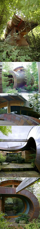 Wilkinson Residence by Robert Harvey Oshatz Architect. Portland USA