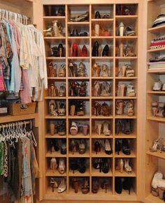 ¡Amamos tener los zapatos bien organizados!