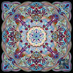 MANDALA DESIGN 84 by *Philluppus on deviantART