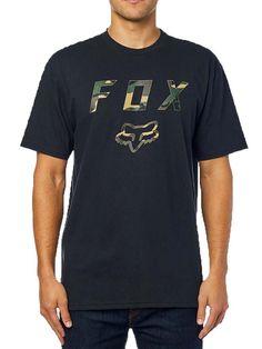 quality design 77b63 f23da Fox Racing Men s Cyanide Squad Short Sleeve Tee