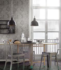http://inredningsvis.se/veckans-tema-tapeter/  tapeter kok