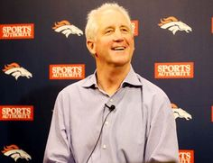 Head Coach John Fox said he is feeling 'tremendous' on his first day back at work www.Fanzzi.mobi