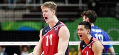 U.S. Olympic Team @TeamUSA  15h15 hours ago What a COMEBACK from #TeamUSA!  The Men's @USAVolleyball team deserves that #Bronze medal!  http://go.teamusa.org/2bts6R1