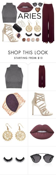"""ARIES - Fashion Horoscope"" by elli-ee ❤ liked on Polyvore featuring Erdem, Vince Camuto, Tamara Mellon, Clare V., Lime Crime, Christian Dior, Terre Mère, Too Faced Cosmetics, fashionhoroscope and stylehoroscope"