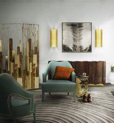 Guide To The 2016 Living Room Style | Brabbu Blog #livingroominspiration #livingroomideas #homedecor Find more here: http://brabbu.com/blog/2015/10/guide-to-the-2016-living-room-style/