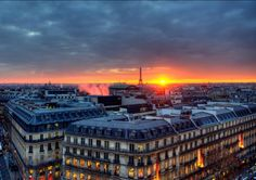 The French capital is known for being one of the globe's most photogenic cities…