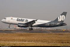 GoAir - Airbus A320-214 VT-WAN 4438 Mumbai Chhatrapati Shivaji Int'l - VABB