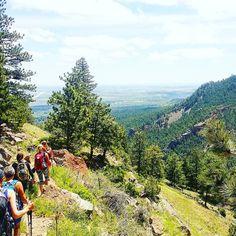 Every muscle in my body hurts right now but yesterday's hike with @boulderhikerchicks sure was epic! This is a good start for an amazing hiking season!  #BHCfivepeaktraverse #boulderhikerchicks #boulder #visitboulder #bouldercolorado #bouldergov #colorado #visitcolorado #coloradolive #cometolife #hiking #patikointi #vaellus #outdoors #nature #luonto #retkeily #retki #vuoret #elämääulkona #coloradotography #travel #matka #reissu (via Instagram)