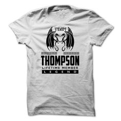 Team THOMPSON strong 2015 NAME do - #hoodie style #athletic sweatshirt. CHEAP PRICE => https://www.sunfrog.com/Names/Team-THOMPSON-strong-2015-NAME-do-31975228-Guys.html?68278